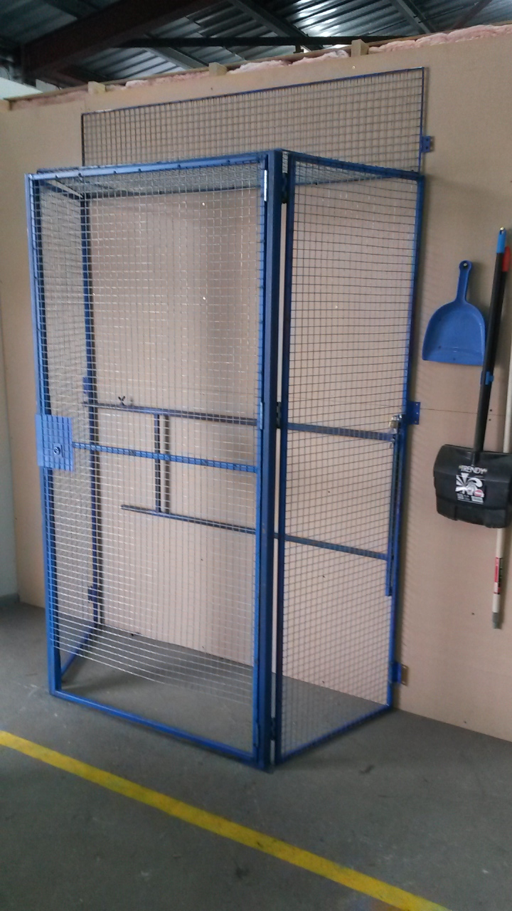 Industrial Lift Gate : Lift shaft safety protection gates rental zen industrial